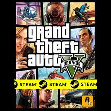⭐️ STEAM Grand Theft Auto V (GLOBAL) Licensed (GTA V)