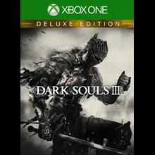 ✅ DARK SOULS III DELUXE XBOX ONE / Digital code 🔑
