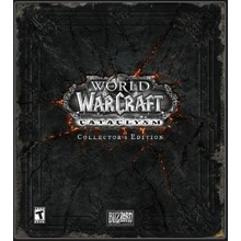 CATACLYSM Collector´s Edition World of Warcraft US only