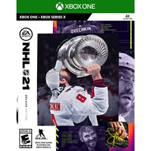 🎮NHL 21 Deluxe Edition + NHL 20/XBOX ONE/SERIES X S🎮