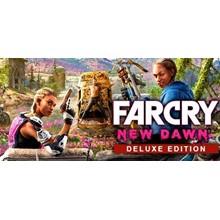 Far Cry New Dawn Deluxe Edition (UPLAY KEY / RU/CIS)