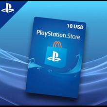 Playstation Network PSN $10 (USA) 🎮