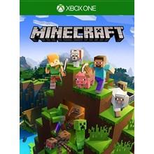 Minecraft key XBOX ONE 🔑🥇✔️💪💥