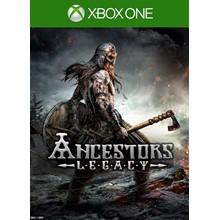 ✅ Ancestors Legacy Ashes XBOX ONE KEY / Digital cod 🔑