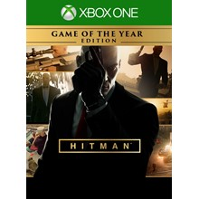 ✅ HITMAN - Game of the Year Edition XBOX ONE Key 🔑