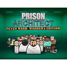 Prison Architect: DLC Psych Ward: Warden´s Edition