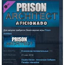 Prison Architect - Aficionado DLC STEAM KEY GLOBAL 💎
