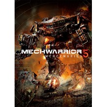 MechWarrior 5: Mercenaries [EPIC GAMES] RU/MULTI