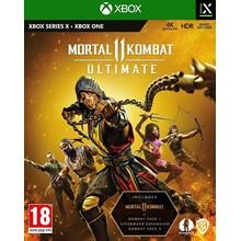 ✅ Mortal Kombat 11 Ultimate 👑 XBOX ONE | X|S Key 🔑