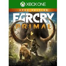 ✅ Far Cry Primal - Apex Edition XBOX ONE Key 🔑