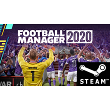 ✅ Football Manager 2020 (STEAM) + In-game Editor +TOUCH