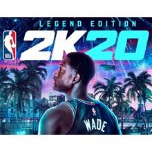 NBA 2K20 Legend Edition (steam key) -- RU