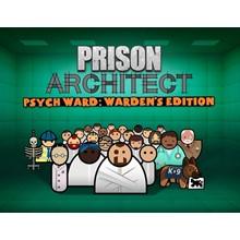 Prison Architect Psych Ward Wardens Ed DLC Steam -- RU