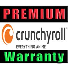 Crunchyroll Premium | ANIME | AUTO RENEWAL ✅GUARANTEE🔥