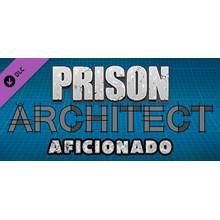 Prison Architect - Aficionado (DLC) STEAM Key / GLOBAL