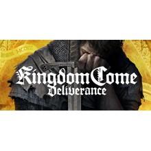 Kingdom Come: Deliverance Steam Key REGION FREE