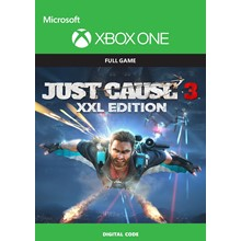 CODE🔑KEY XBOX SERIES   Just Cause 3: XXL Edition
