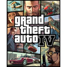 ⭐ GTA 4 IV : Grand Theft Auto IV (STEAM) (Region freе)