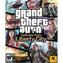 GTA lV 4 Episodes from Liberty City (STEAM) GLOBAL