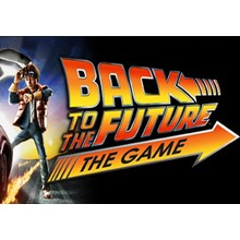 👻Back to the Future: The Game (Steam/ Region Free)