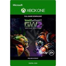 ✅ Plants vs. Zombies Garden Warfare 2: Deluxe XBOX 🔑