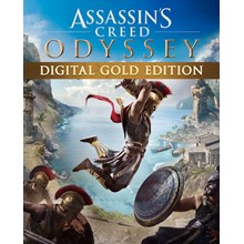 Assassin´s Creed Odyssey - Gold Edition | Steam Russia