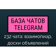 Telegram chats | Mutopiar, message boards - 232 chat