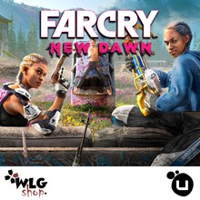 ⚫ FAR CRY NEW DAWN DELUXE EDITION 🟣 GLOBAL   UPLAY 💎