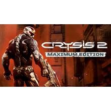 Crysis 2 Maximum Edition (ORIGIN | GLOBAL) + DISCOUNTS
