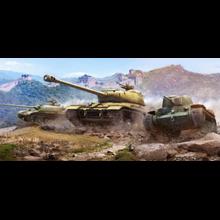 World of Tanks / Warplanes - premium invite code 🌎