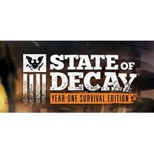State of Decay YOSE. STEAM-key (RU+CIS)