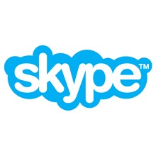 Skype recharge from 10 - 14000 rub