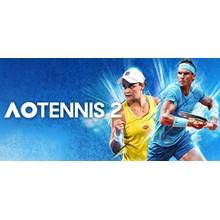 AO Tennis 2 - Steam Access OFFLINE