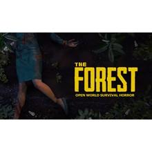 ⛏ The Forest - STEAM (Region free) + BONUS