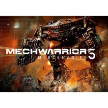 MechWarrior 5 - Epic Games (Warranty + Bonus ✅)