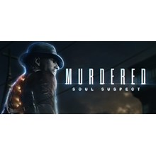 Murdered: Soul Suspect 💳NO COMMISSION / STEAM KEY