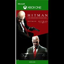 ✅ Hitman HD Enhanced Collection XBOX ONE Key 🔑