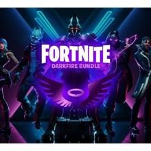 (FORTNITE) - DarkFire Bundle PS4 EU RU - ACTION