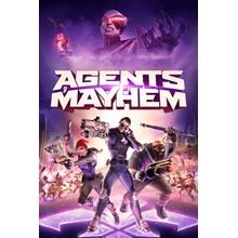 Agents of Mayhem Xbox One  key 🔑