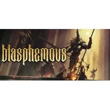 BLASPHEMOUS ✅KEY STEAM + BONUS