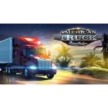 🚚 American Truck Simulator - STEAM (GLOBAL)