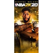 NBA 2K20 Digital Deluxe (Steam key) -- RU