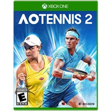 ✅ AO Tennis 2 XBOX ONE KEY 🏸 Digital code 🔑