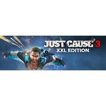 Just Cause 3 XXL Edition (Steam Key / Ru+ CIS) + Gift