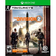 Tom Clancy´s The Division 2 XBOX ONE key
