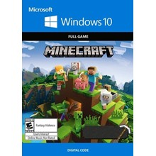 ✅ Minecraft: Windows 10 Edition 🔑 KEY