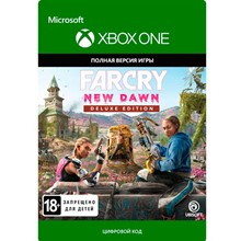 ✅ Far Cry New Dawn Deluxe Edition XBOX ONE Key 🔑
