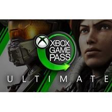 Xbox Game Pass Ultimate 1 month ✅ (RENEW/CONV RU REG)
