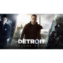 Detroit: Become Human+Beyond: Two Souls+Heavy Rain