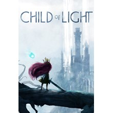 Child of Light Xbox One key 🔑